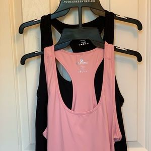 NWT 90 Degrees by Reflex 2 Pack Active Tops